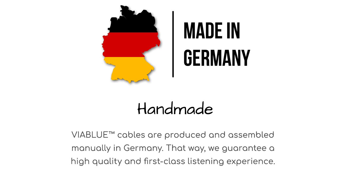VIABLUE™ Made in Germany